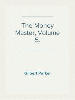 The Money Master, Volume 5.