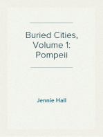 Buried Cities, Volume 1