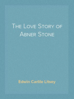 The Love Story of Abner Stone