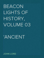 Beacon Lights of History, Volume 03