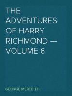 The Adventures of Harry Richmond — Volume 6