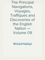 The Principal Navigations, Voyages, Traffiques and Discoveries of the English Nation — Volume 09