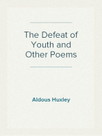 The Defeat of Youth and Other Poems