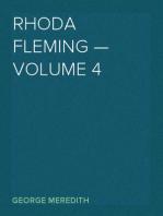Rhoda Fleming — Volume 4