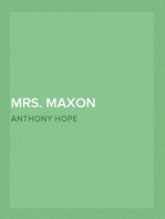 Mrs. Maxon Protests