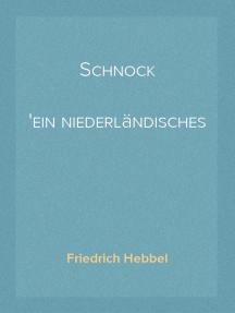 Schnock ein niederländisches Gemälde