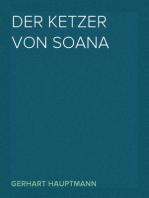 Der Ketzer von Soana