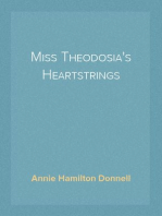 Miss Theodosia's Heartstrings