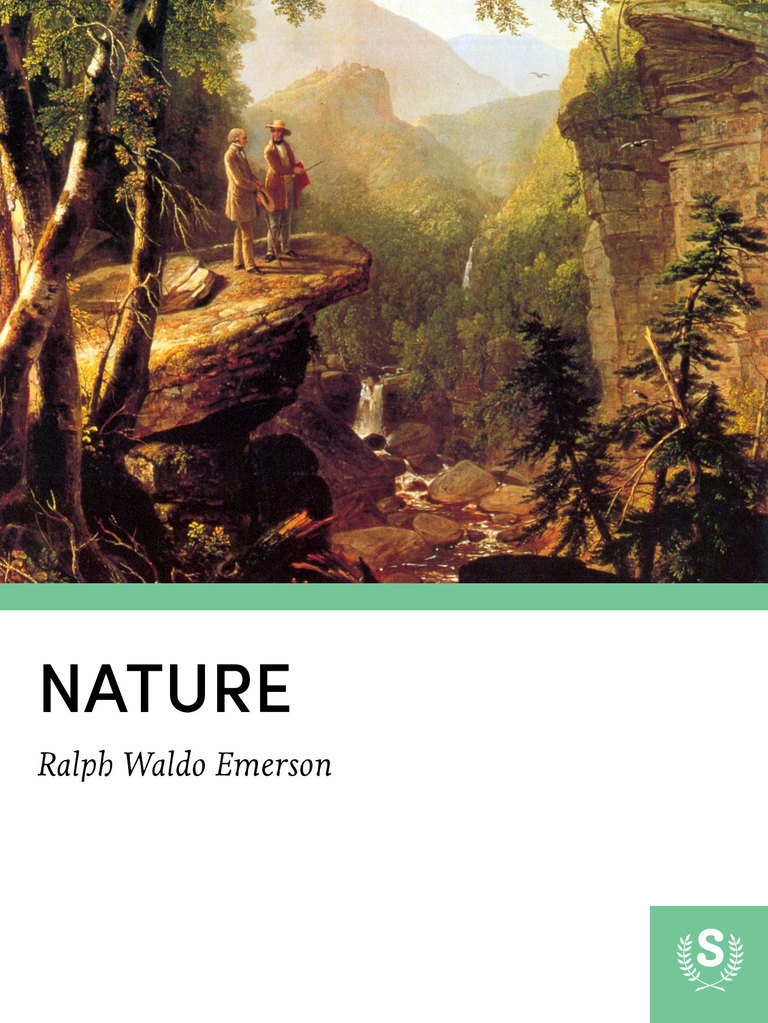 ralph waldo emerson nature and other essays