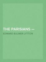 The Parisians — Volume 03