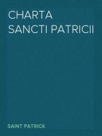 Charta Sancti Patricii