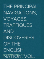 The Principal Navigations, Voyages, Traffiques and Discoveries of the English Nation. Vol. XIII. America. Part II.