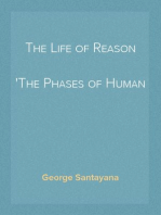 The Life of Reason