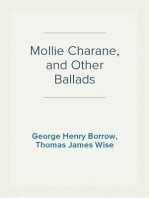 Mollie Charane, and Other Ballads