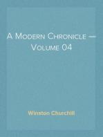 A Modern Chronicle — Volume 04