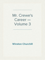 Mr. Crewe's Career — Volume 3