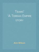 Teams A Terran Empire story