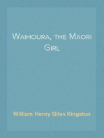 Waihoura, the Maori Girl
