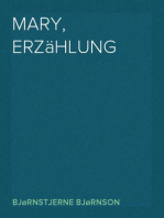 Mary, Erzählung