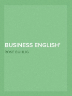 Business English A Practice Book
