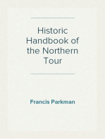 Historic Handbook of the Northern Tour