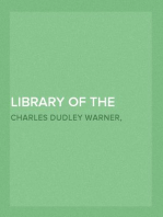 Library of the World's Best Literature, Ancient and Modern, Vol. 7