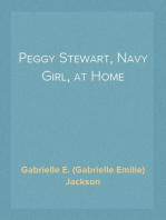 Peggy Stewart, Navy Girl, at Home