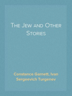 The Jew and Other Stories