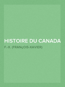 Histoire du Canada depuis sa découverte jusqu'à nos jours. Tome III