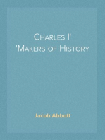 Charles I Makers of History