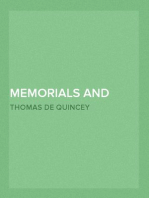 Memorials and Other Papers — Volume 1