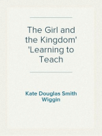 The Girl and the Kingdom Learning to Teach