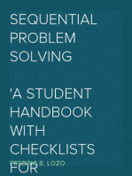 Sequential Problem Solving