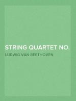String Quartet No. 16 in F major Opus 135