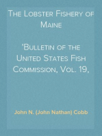 The Lobster Fishery of Maine