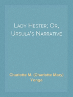 Lady Hester; Or, Ursula's Narrative