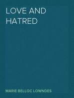 Love and hatred