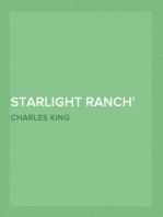 Starlight Ranch and Other Stories of Army Life on the Frontier