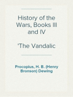 History of the Wars, Books III and IV The Vandalic War