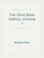 The Doré Bible Gallery, Volume 1