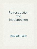 Retrospection and Introspection