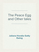 The Peace Egg and Other tales