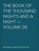 The Book of the Thousand Nights and a Night — Volume 08