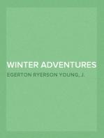 Winter Adventures of Three Boys