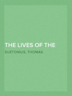 The Lives of the Twelve Caesars, Volume 11