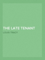 The Late Tenant