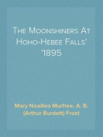 The Moonshiners At Hoho-Hebee Falls 1895