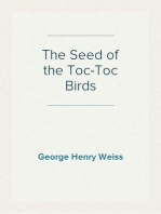The Seed of the Toc-Toc Birds