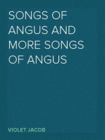 Songs of Angus and More Songs of Angus