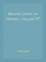 Beacon Lights of History, Volume 07